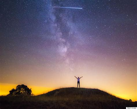 Next Meteor Shower by Perseids Meteor Shower Photographer Accidentally Captures