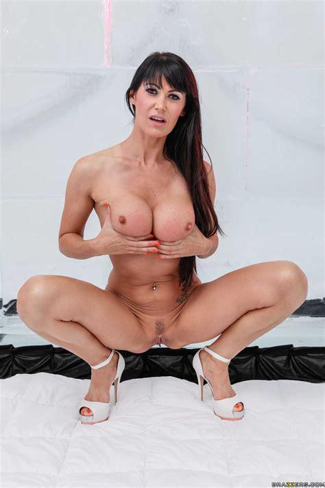 Tall brunette Is Having rough Anal sex Photos Eva Karera Ramon milf fox