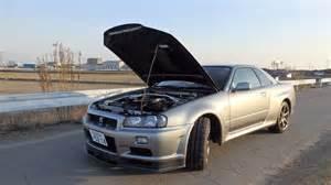 Nissan Skyline R34 Chassis For Sale Nissan Skyline Gtr R34 V Spec Ii Nur For Sale In Japan