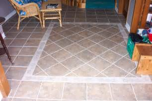 Ceramic Tile Floor Patterns Pictures Of Projects