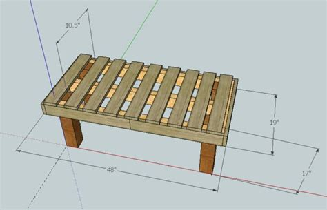 benches made out of pallets pin by sonja barnes on projects to try pinterest