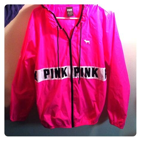 Jaket Sweater Windbreaker Hoodie Nike Pink Navy Terbaru Murah 19 pink s secret jackets blazers