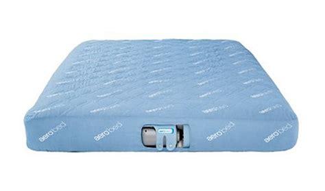 aerobed premier comfort zone raised aerobed airbed pump