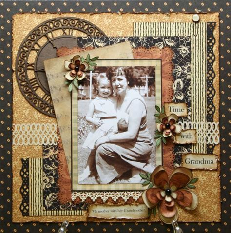 scrapbook layout vintage 782 best heritage layouts scrapbook images on pinterest