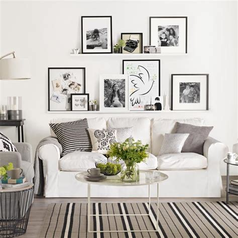 pictures of white living rooms white living room ideas ideal home