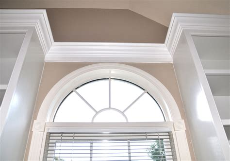 Crown Molding Around Windows Ideas Contemporary Window Crown Molding House Exterior And Interior Window Crown Molding Style