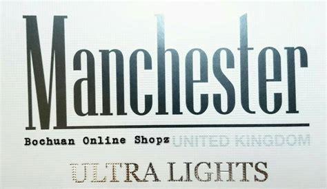 jual rokok import manchester ultra lights uk bochuan