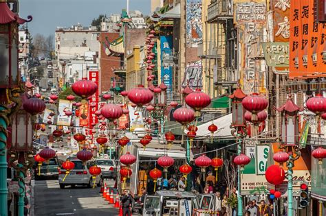 new year 2018 in chinatown san francisco san francisco s chinatown is the oldest in the us