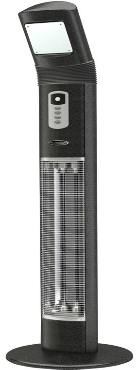 patio heater with light how to light a patio heater titan infrared free standing