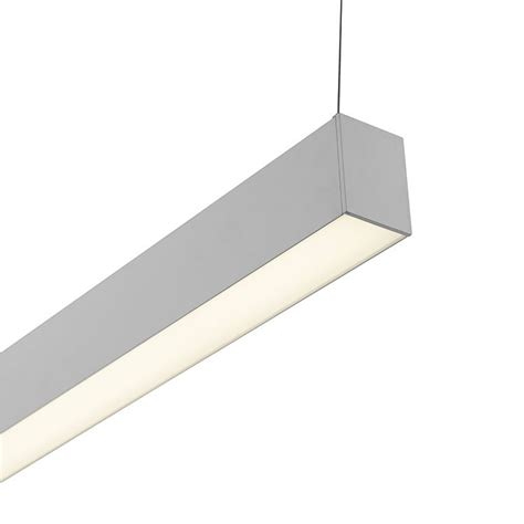 suspended light fixtures quality suspended led linear light fluorescent light fixtures hanging light for office