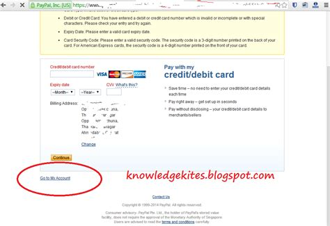 how to make paypal without credit card how to create paypal account without debit credit card