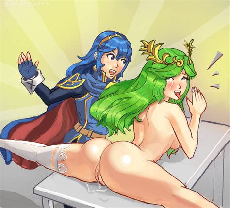 Super Smash Sisters By Sunbeam Hentai Foundry