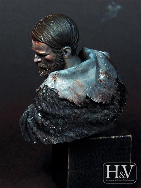 german warrior haircuts germanic warrior ad9 heroes villains miniatures