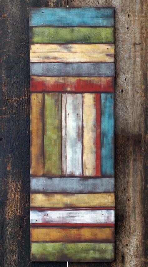 acrylic paint use on wood rustic barnwood large canvas painting acrylic
