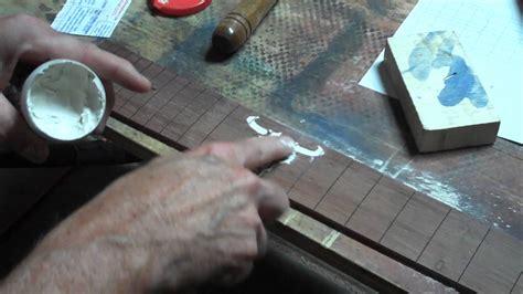 woodworking inlay  easy youtube