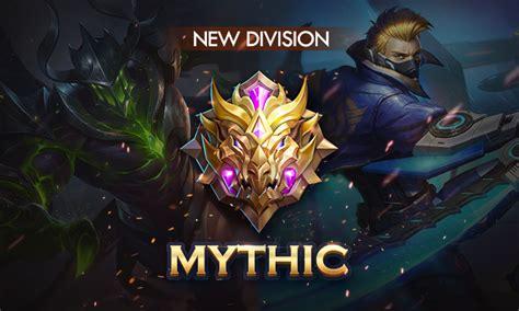 Akun Mobile Legends Tier Mythic 5 hal baru yang akan kamu temui di season 6 mobile legends