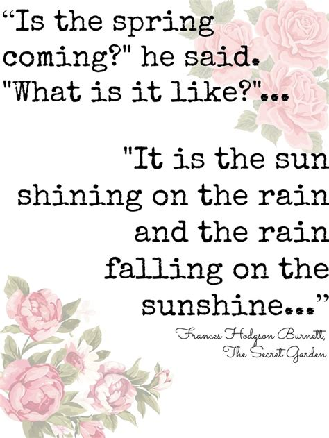 Quotes From The Secret Garden by 25 Best Secret Garden Quotes Ideas On
