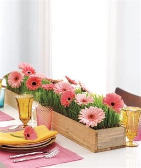 Blumen Tischdeko Einfach by 30 Vebl 252 Ffende Tischdeko Ideen F 252 R Ihr Zuhause Archzine Net