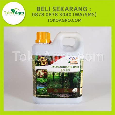 Harga Pupuk Cair Bio Trent gdm pupuk organik cair 1 liter untuk tanaman hias daftar