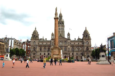 hairdresser glasgow george square another country thoughts from a christian perspective