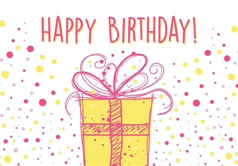 birthday card template design vector free download invitation designs download free image collections