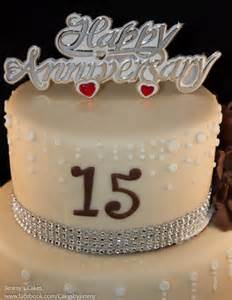 Cake Decorating Wilton Method You Have To See 15th Year Anniversary Cake On Craftsy