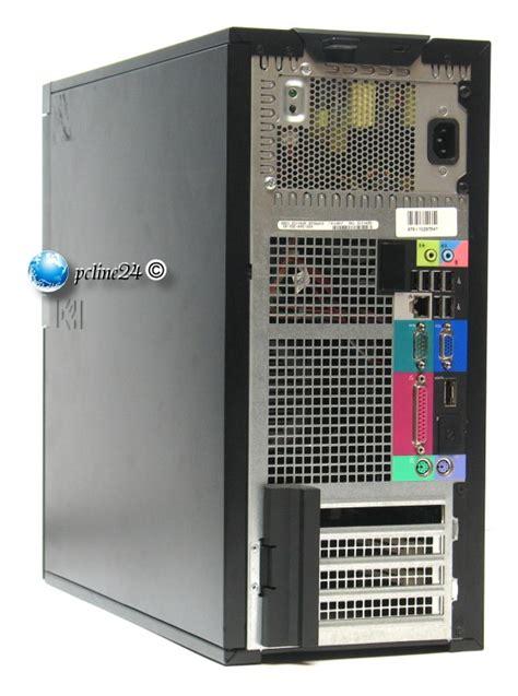 Pc Dell Optiplex 960 Mini Core2duo Ram 2gb Hdd 160gb Dvd dell optiplex 960 dcsm intel 2 duo e8400 3ghz 2gb 250gb dvd 177 rw tower pc pcs duo