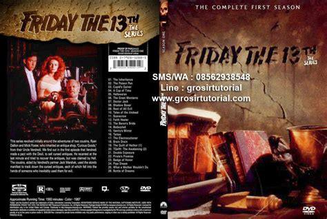 Jual Dvd Ksatria Baja jual dvd tv serial friday the 13th subtitle indonesia grosir tutorial