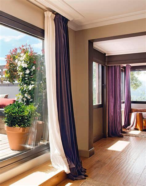 cortinas grandes cortinas para ventanas las mejores ventanales grandes