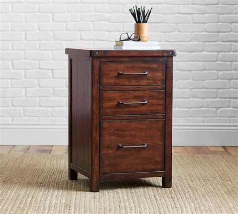 Pottery Barn Cabinet Benchwright File Cabinet Pottery Barn