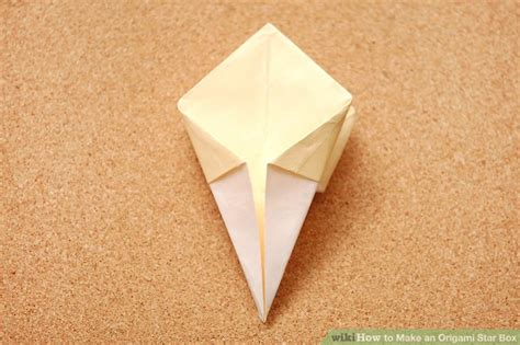 Origami Box Wikihow - how to make an origami box with pictures wikihow