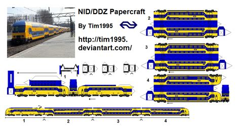 Papercraft Trains - amtrak paper template pictures to pin on