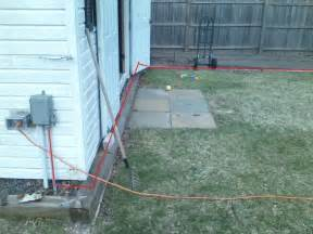run a 30 rv outlet outside non burial doityourself community forums