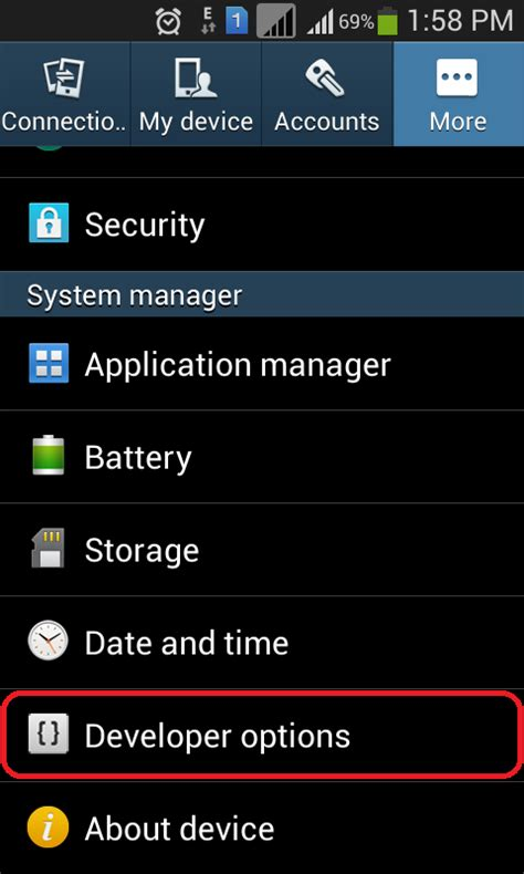 developer options for android what is usb debugging mode how to enable it in android smartphone stupidtechlife