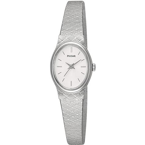pulsar pk3001x1 s analogue silver stainless steel