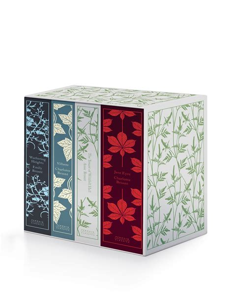 the bront sisters boxed 0241248760 the bronte sisters boxed set by charlotte bronte penguin books australia