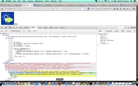 tutorial php ajax div overlay primer tutorial robert james metcalfe blog