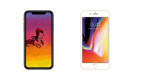 iphone 8 vs iphone xr iphone 8 vs the iphone xr real product reviewsreal product reviews