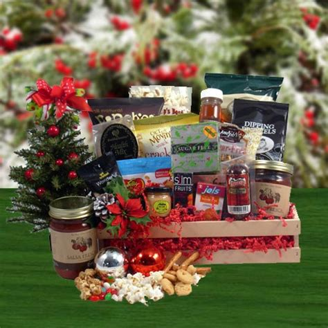 diabetic holiday gift basket aagiftsandbaskets com