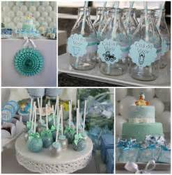 baby shower colors for a boy kara s ideas boy baby shower planning