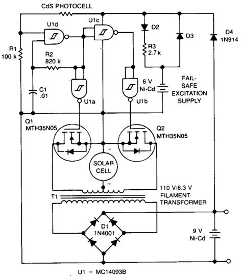 simple battery charger circuit diagram simple solar cell battery charger circuit diagram