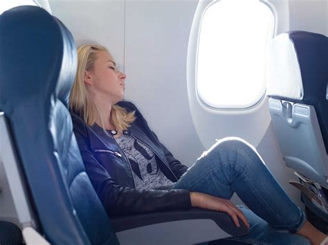 how to get comfortable on a plane 9 ways to make your economy flight more comfortable