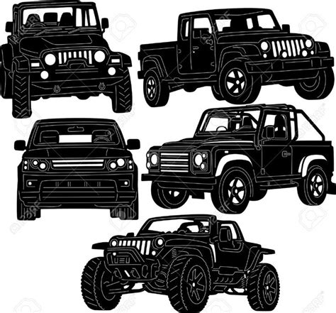 jeep silhouette jeep mud clip art vector jeep pinterest jeeps and