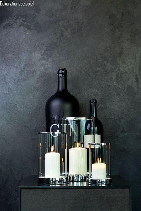 Windlicht Kerzenhalter by Windlicht Kerzenhalter Mittel Glatt Poliert Versilbert