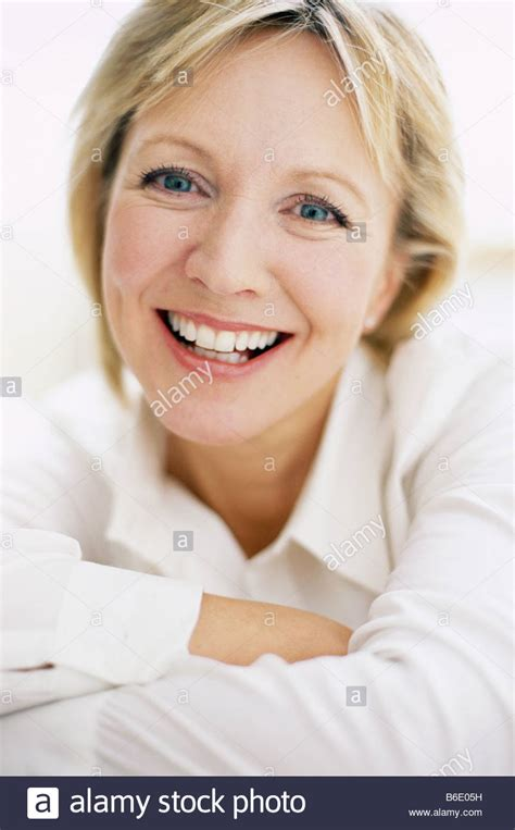48 year old woman on craigslist smiling woman happy 48 year old woman stock photo