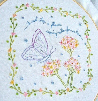 Free Butterfly Hand Embroidery | butterfly for hand embroidery butterflies pinterest