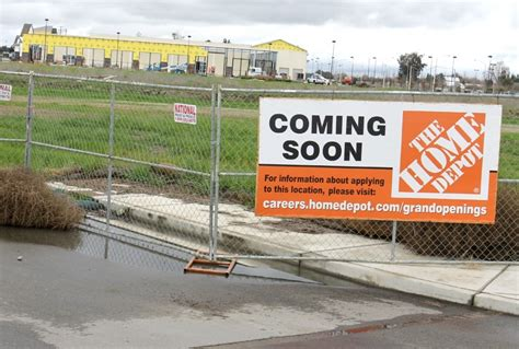 need a lodi s new home depot now hiring lodinews