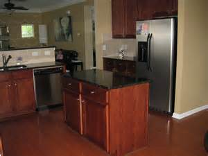 brown painted kitchen island quicua com brown kitchen island with gray sandstone countertops and