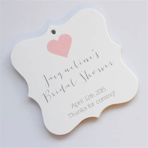 correct wording for bridal shower favor tag bridal shower tags bridal shower favor tags by orangeumbrellaco