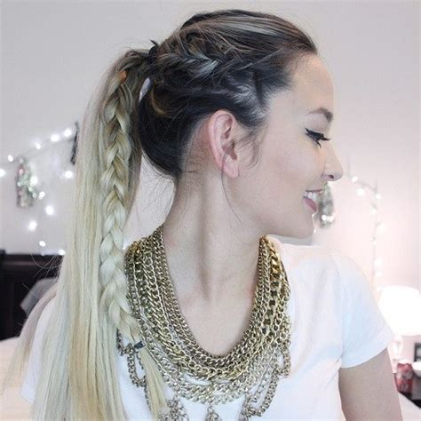 casual hairstyles ponytail 30 easy and stylish casual updos for long hair